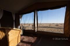 Safari Unterkunft