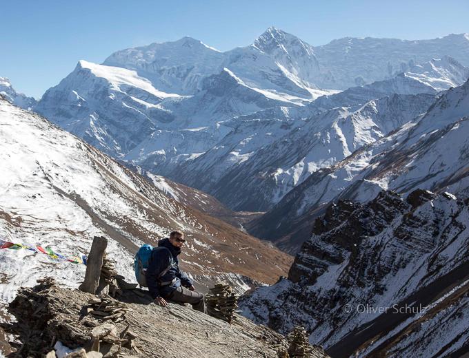 Abschied vom Annapurna Massiv